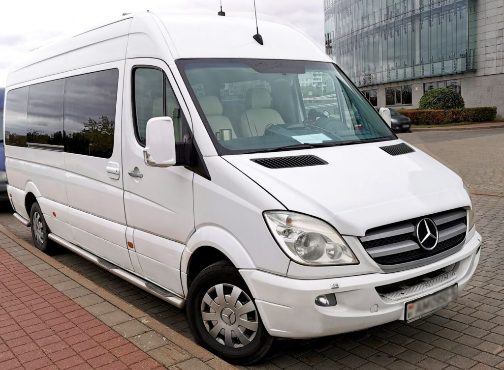 Mercedes Sprinter 18 мест
